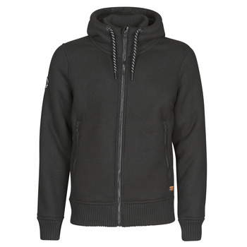 Vêtements Homme Blousons Superdry EXPEDITION ZIP THRU Noir