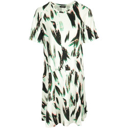 Vêtements Femme Robes courtes Paul Smith Robe Jersey blanc