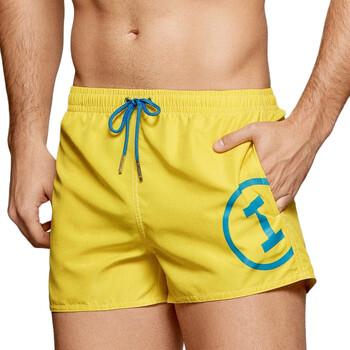 Vêtements Homme Maillots / Shorts de bain Impetus 7412H16 H91 Jaune