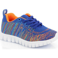 Chaussures Enfant Multisport Kimberfeel DAISY orange