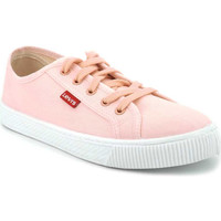 Chaussures Femme Baskets basses Levi's Malibu Beach S Rose