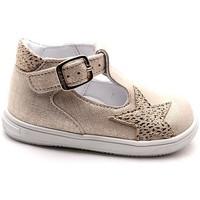 Chaussures Fille Chaussons bébés Bopy ROMANCE Beige