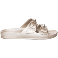 Chaussures Femme Mules Cacatoès Lambada Doré