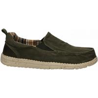Chaussures Homme Slip ons Café Noir PANTOFOLA CON ELASTICI 244-verde