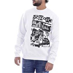 Vêtements Homme Sweats Dsquared S74GU0305 Blanc