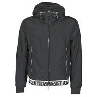Vêtements Homme Blousons Emporio Armani 6H1BL6 Noir