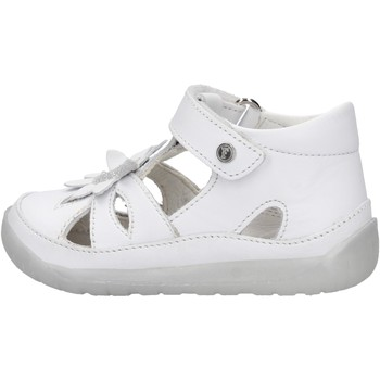 Chaussures Garçon Sandales et Nu-pieds Falcotto - Gabbietta bianco ORINDA-1N02 BIANCO