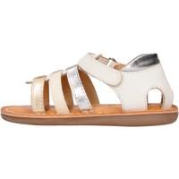 Chaussures Fille Sandales et Nu-pieds Gioseppo - Sandalo bianco OKALOOSA BIANCO