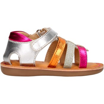 Chaussures Enfant Sandales et Nu-pieds Gioseppo - Sandalo argento OKALOOSA ARGENTO