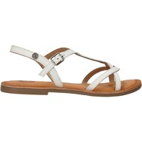 Chaussures Fille Sandales et Nu-pieds Gioseppo - Sandalo bianco BISCOE BIANCO