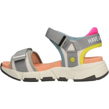 Chaussures Enfant Sandales et Nu-pieds Gioseppo - Sandalo grigio FIUGGI GRIGIO