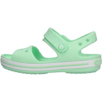 Chaussures Enfant Sandales et Nu-pieds Crocs - Crocband sand k verde 12856-3TI VERDE