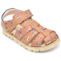 Chaussures Garçon Sandales et Nu-pieds Bellamy gino Marron