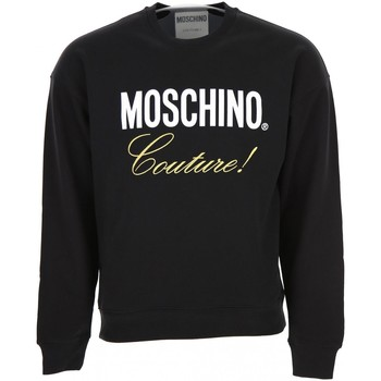Vêtements Homme Sweats Love Moschino ZA1719 Noir