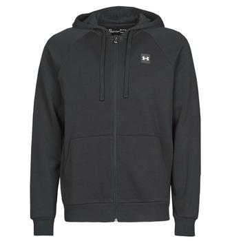 Vêtements Homme Sweats Under Armour UA RIVAL FLEECE FZ Noir