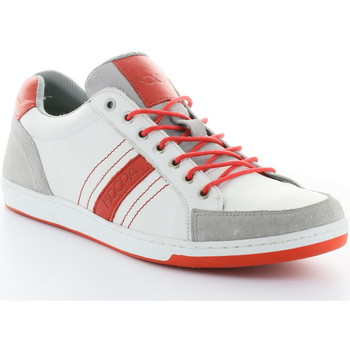 Chaussures Homme Baskets basses Kdopa MARIANO ROUGE
