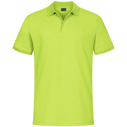 Vêtements Homme Polos manches courtes Promodoro EXCD Polo grandes tailles Hommes vert pomme