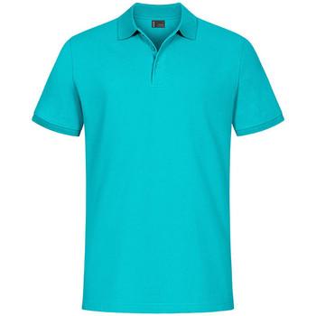 Vêtements Homme Polos manches courtes Promodoro ECXD Polo Hommes vert jade