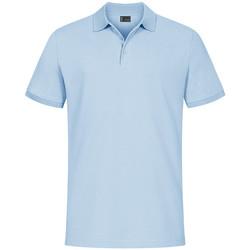 Vêtements Homme Polos manches courtes Promodoro ECXD Polo Hommes bleu glacier