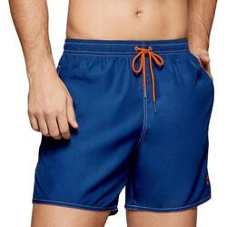 Vêtements Homme Maillots / Shorts de bain Impetus Maillot de bain homme uni Kiribati bleu foncé Bleu