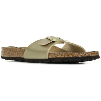 Chaussures Femme Mules Birkenstock Madrid Bs dore