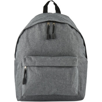 Sacs Enfant Sacs à dos Miniprix Sac à dos 1 compartiment BASIC 411-0008007B DARK GREY