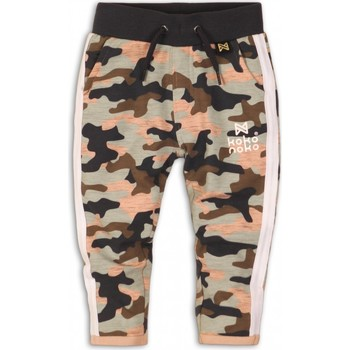 Vêtements Fille Pantalons de survêtement Koko Noko Pantalon de jogging camouflage Multicolore