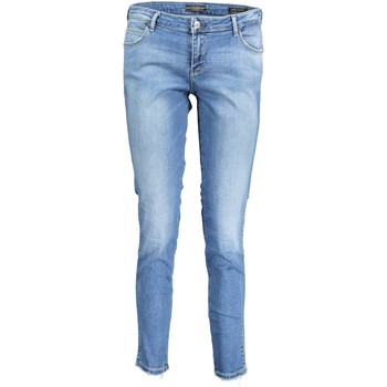 Vêtements Femme Jeans slim Guess W01A37D38R8 BLUE BBIR