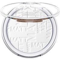 Beauté Femme Blush & poudres Catrice All Matt Plus Shine Control Powder 001-universal 10 Gr 10 g
