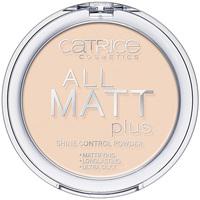 Beauté Femme Blush & poudres Catrice All Matt Plus Shine Control Powder 010-transparent 10 Gr
