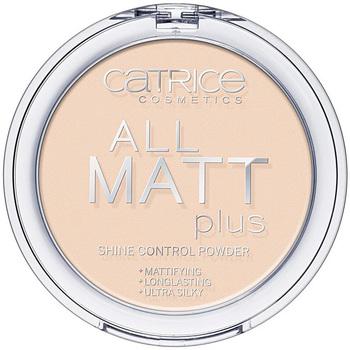 Beauté Femme Blush & poudres Catrice All Matt Plus Shine Control Powder 010-transparent 10 Gr 10 g