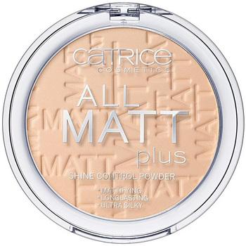 Beauté Femme Blush & poudres Catrice All Matt Plus Shine Control Powder 025-sand Beige 10 Gr 10 g