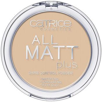Beauté Femme Blush & poudres Catrice All Matt Plus Shine Control Powder 030-warm Beige 10 Gr