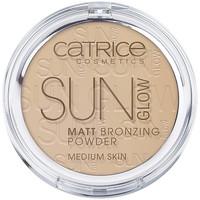 Beauté Femme Blush & poudres Catrice Sun Glow Matt Bronzing Powder 030-medium Bronze 9,5 Gr 9,5 g