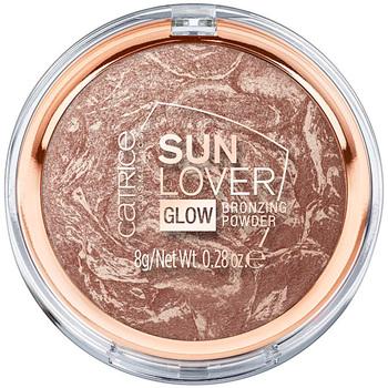 Beauté Femme Blush & poudres Catrice Sun Lover Glow Bronzing Powder 010-sun-kissed Bronze 8 Gr 8 g