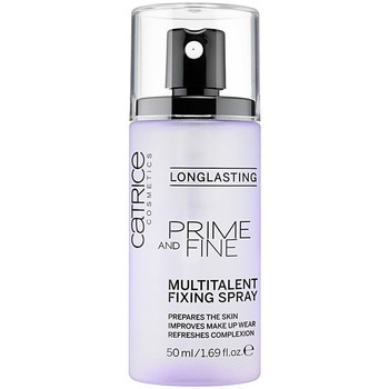 Beauté Femme Fonds de teint & Bases Catrice Prime And Fine Multitalent Fixing Spray  50 ml