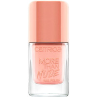 Beauté Femme Vernis à ongles Catrice More Than Nude Nail Polish 07-nudie Beautie  10,5 ml