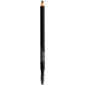 Beauté Femme Maquillage Sourcils Gosh Eyebrow Pencil Soft Black 1 u