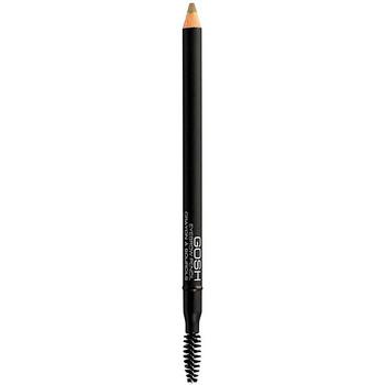 Beauté Femme Maquillage Sourcils Gosh Eyebrow Pencil Grey Brown 1 u