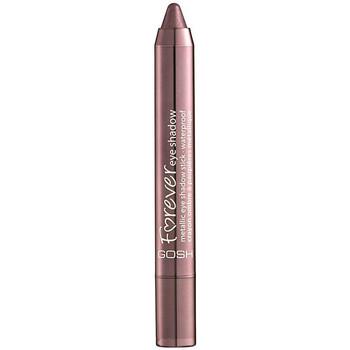Beauté Femme Fards à paupières & bases Gosh Forever Metallic Eyeshadow 06-plum 1,5 Gr