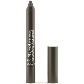 Beauté Femme Fards à paupières & bases Gosh Forever Matt Eyeshadow 12-dark Grey 1,5 Gr 1,5 g