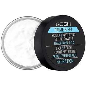 Beauté Femme Fonds de teint & Bases Gosh Velvet Touch Prime'n Set Powder Hydration 7 Gr 7 g