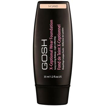 Beauté Femme Fonds de teint & Bases Gosh X-ceptional Wear Foundation Long Lasting Makeup 14-sand 35 ml