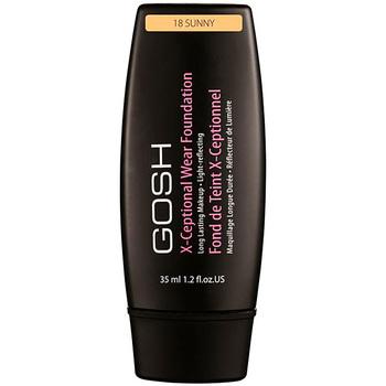 Beauté Femme Fonds de teint & Bases Gosh X-ceptional Wear Foundation Long Lasting Makeup 18-sunny 35 ml