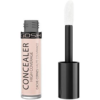 Beauté Femme Anti-cernes & correcteurs Gosh Concealer High Coverage 002-ivory