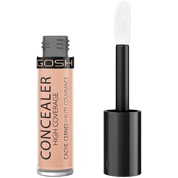 Beauté Femme Anti-cernes & correcteurs Gosh Concealer High Coverage 004-natural