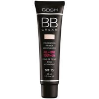 Beauté Femme Maquillage BB & CC crèmes Gosh Bb Cream Foundation Primer Moisturizer 01-sand