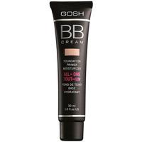 Beauté Femme Maquillage BB & CC crèmes Gosh Bb Cream Foundation Primer Moisturizer 02-beige