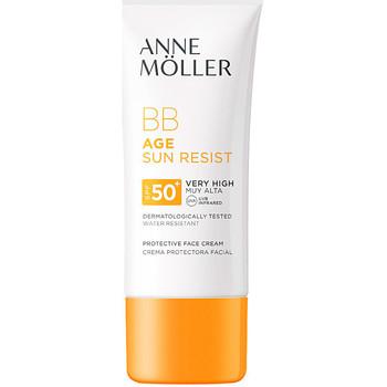 Beauté Maquillage BB & CC crèmes Anne Möller Âge Sun Resist Bb Cream Spf50+  50 ml