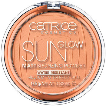 Beauté Femme Blush & poudres Catrice Sun Glow Matt Bronzing Powder 035-universal Bronze 9,5 Gr